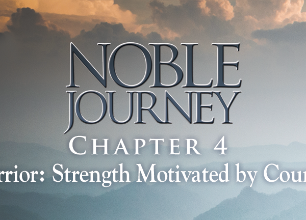 Noble Journey, Lesson 4. Chapter 3: Living in Purity
