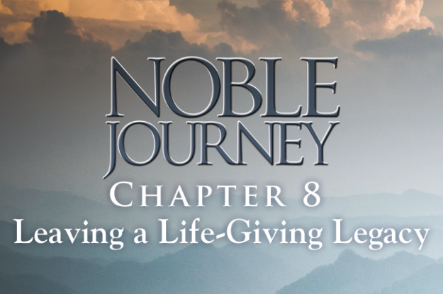 Noble Journey, Lesson 8. Chapter 6: Mentor, A Mind Compelled by Conviction