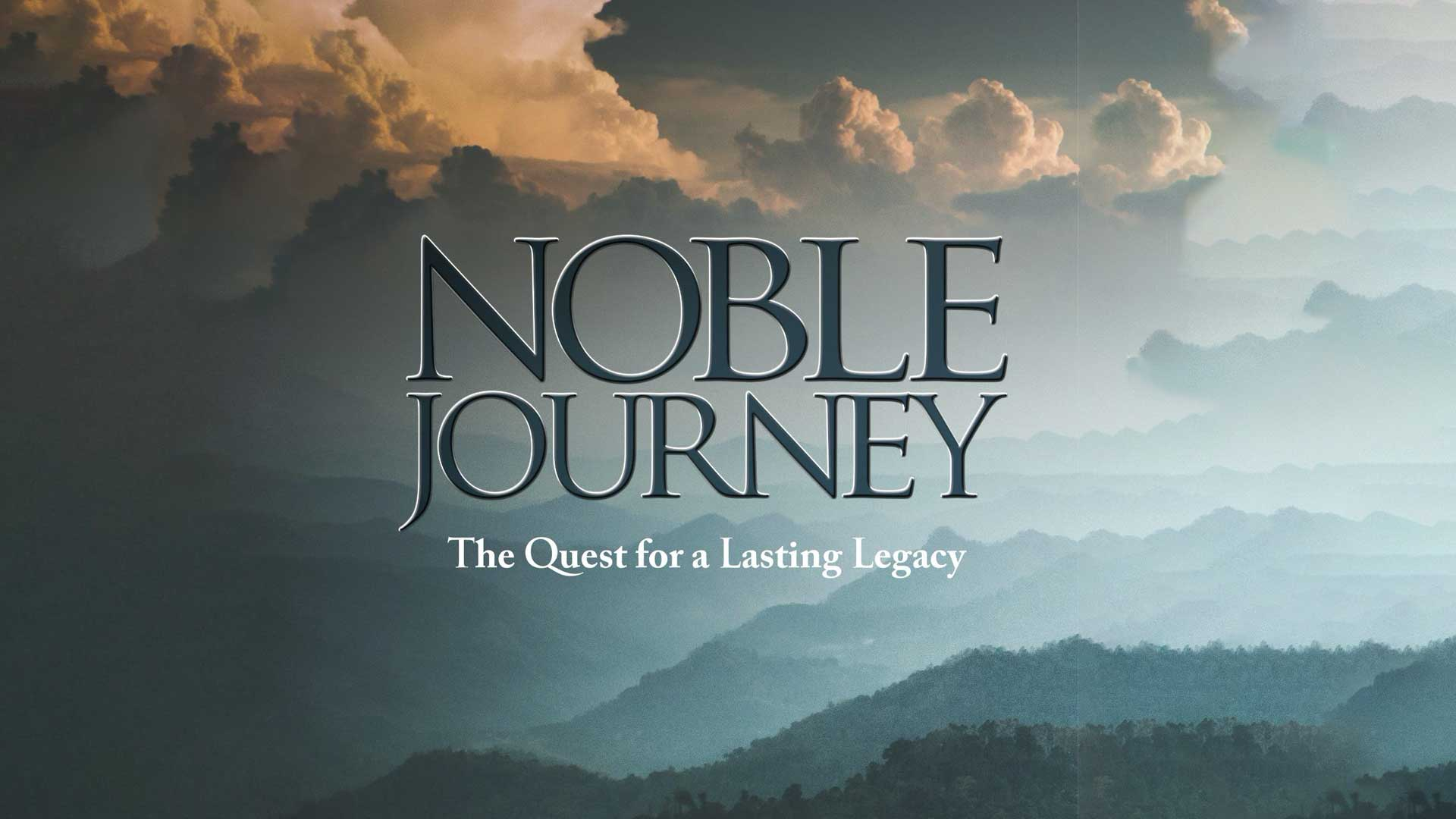 Noble Journey, Lesson 1. Chapter 1: Why Men Matter